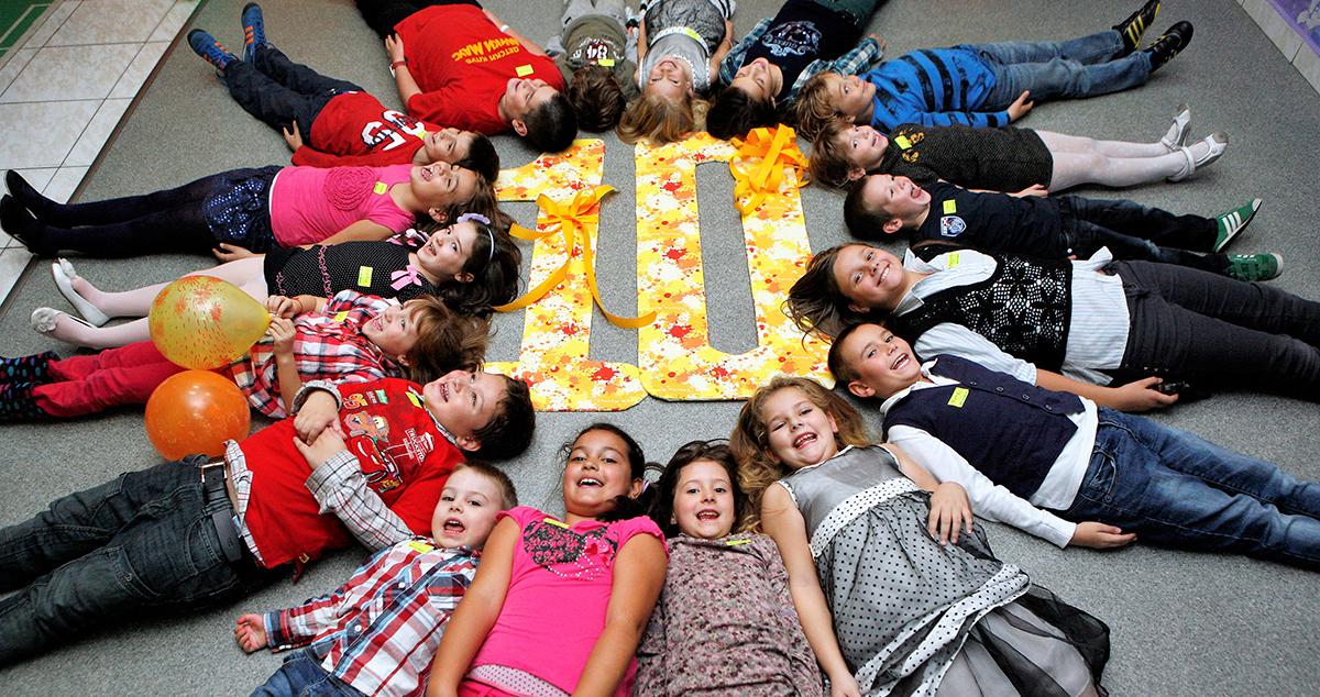 Детски партита - празнувайте рожден ден при нас